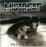 mistreat - flame from the north CD 2006 northx used mint