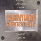 survivor - greatest hits CD 1993 scotti bros used mint