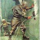 2 lone swordsmen - stay down CD 1999 matador used mint