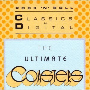 the coasters - the ultimate CD 1986 warner used mint