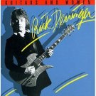 rick derringer - guitars and women CD 1998 razor & tie used