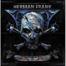 herman frank - loyal to none CD rubicon 11 tracks used mint