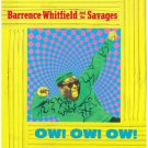 barrence whitfield and the savages - ow! ow! ow! CD 1988 rounder new factory sealed