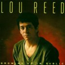 lou reed - growing up in public CD 1980 arista 1992 BMG used mint