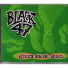 black 47 - green suede shoes CD 1996 polygram mercury 2 tracks used mint
