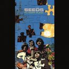 the seeds - flower punk CD 3-disc boxset 1996 demon drop out used mint