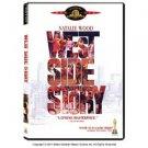 west side story - natalie wood DVD 2003 MGM fullscreen NR 152 mins used mint