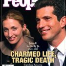 people megazine - charmed life tragic death - JFK jr. on cover