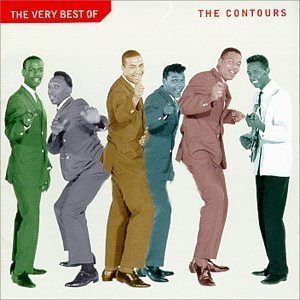 contours - the very best of the contours CD 1999 motown BMG direct used mint