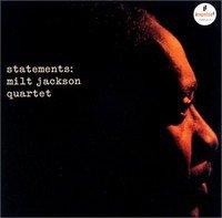 milt jackson - statements CD 1993 MCA grp impulse! 13 tracks used mint