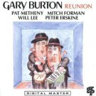 gary burton - reunion CD 1990 grp used mint