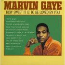 marvin gaye - how sweet it is to be loved by you CD 1986 motown MCA 12 tracks used mint