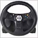 xbox nascar driving wheel - logitech 2005 used very good condition
