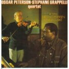 oscar peterson stephane grappelli quartet CD 1973 1990 accord france 11 tracks used mint