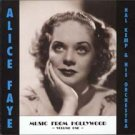 alice faye - music from the hollywood CD 1993 new factory sealed
