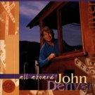 john denver - all aboard! CD 1997 sony wonder new factory sealed