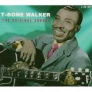 t-bone walker - original source CD 4-disc box 2002 proper UK used
