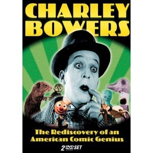 charley bowers - rediscovery of an american comic genius DVD 2-discs 2004 image used mint