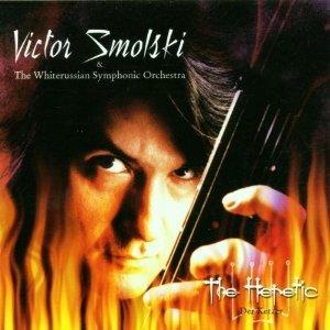 victor smolski & whiterussian symphonic orchestra - heretic CD 2000 drakkar used mint