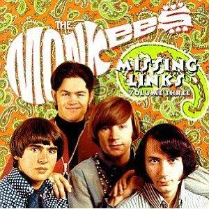 monkees - missing links volume three CD 1996 rhino used mint