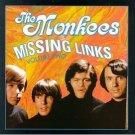 monkess - missing links volume two CD 1990 rhino used mint