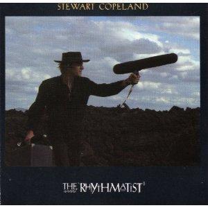 stewart copeland - rhythmatist CD 1985 kinetic A&M 10 tracks used mint