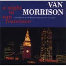 van morrison - a night in san francisco CD 2-discs 1994 exile polydor UK used mint