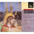 telemann - Das Selige Erwagen - Passionsoratorium TVWV 5:2 - Schafer CD 2-discs amati