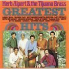 herb alpert & the tijuana brass - greatest hits CD 1985 A&M used mint