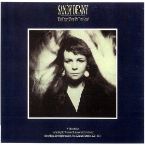 sandy denny - who knows where the time goes? CD 3-disc boxset 1985 rykodisc hannibal new
