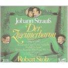 johann straus - der zigeunerbaron - robert stolz CD 2-discs eurodisc ariola germany mint