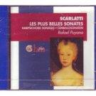 scarlatti trente sonates - rafael puyana CD 2-discs 1988 harmonia mundi germany mint