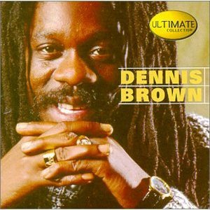 dennis brown - ultimate collection CD 2000 hip-o bmg direct used mint
