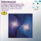 intermezzo - Mascagni Cilea Puccini  Massenet Verdi Mussorgsky etc - jarvi CD 1990 polygram mint