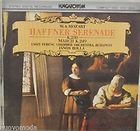 mozart haffner serenade K.250 march K.249 - rolla CD 1988 hungaroton sanyo japan used mint