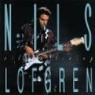 nils lofgren - silver lining CD 1991 rykodisc used mint