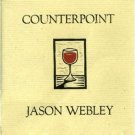 jason webley - counterpoint CD 2002 springman used mint