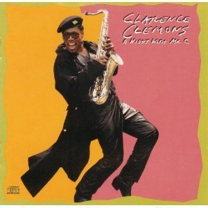 clarence clemons - a night with mr. c CD 1989 CBS sony used mint