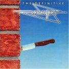 vandenberg - definitive CD 2-discs 2004 warner netherlands used mint