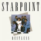 starpoint - restless CD 1985 elektra asylum 8 tracks used mint