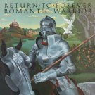 return to forever - romantic warrior Cd 1999 sony new factory sealed
