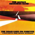 allman brothers band - the road goes on forever CD 2-discs 2001 universal mercury used mint
