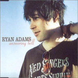 ryan adams - answering bell CD single 2002 island 3 tracks + video used mint