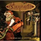 sleighed - other side of christmas CD 2000 universal hip-o used mint