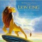 lion king - original motion picture soundtrack CD 1994 walt disney used mint
