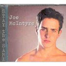 joe mcintyre - stay the same CD Special Edition No. 1208 1998 Bowen Arrow used mint