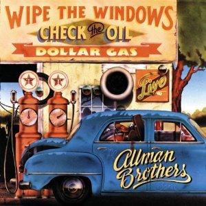 allman brothers - wipe the windows check the oil dollar gas CD capricorn mercury used mint