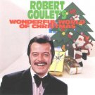 robert goulet's wonderful world of christmas CD 1990 CBS sony 12 tracks used mint