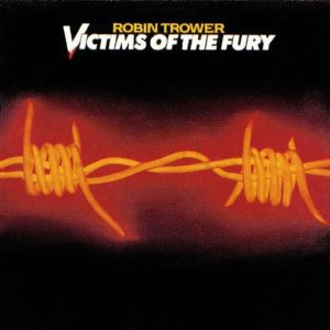 robin trower - victims of the fury CD 1980 chrysalis canada used mint