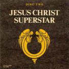 jesus christ superstar - Barry Dennen Andrew Lloyd Webber Yvonne Elliman CD 2-discs1990 MCA used